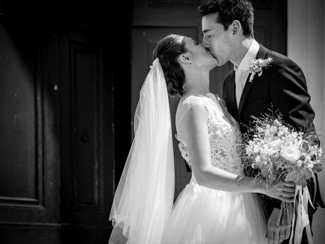 Il matrimonio di Marco e Elisa a Cologne, Brescia 23