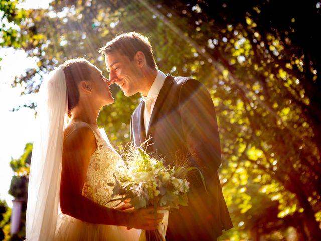 Il matrimonio di Marco e Elisa a Cologne, Brescia 25