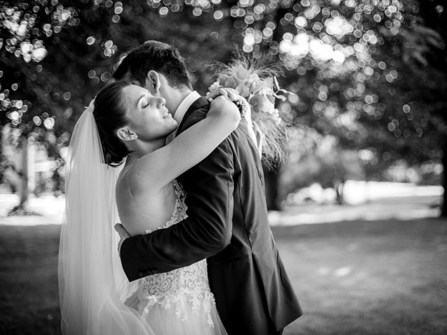 Il matrimonio di Marco e Elisa a Cologne, Brescia 27