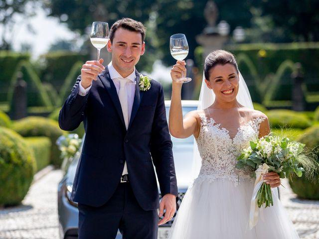 Il matrimonio di Marco e Elisa a Cologne, Brescia 33