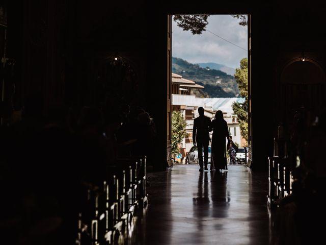 Il matrimonio di Federico e Francesca a Cogoleto, Genova 14