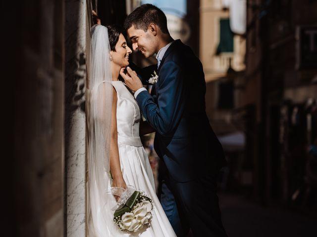 Il matrimonio di Federico e Francesca a Cogoleto, Genova 18