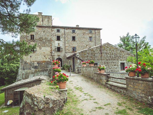 Il matrimonio di Christiane e Stefano a Bolsena, Viterbo 1