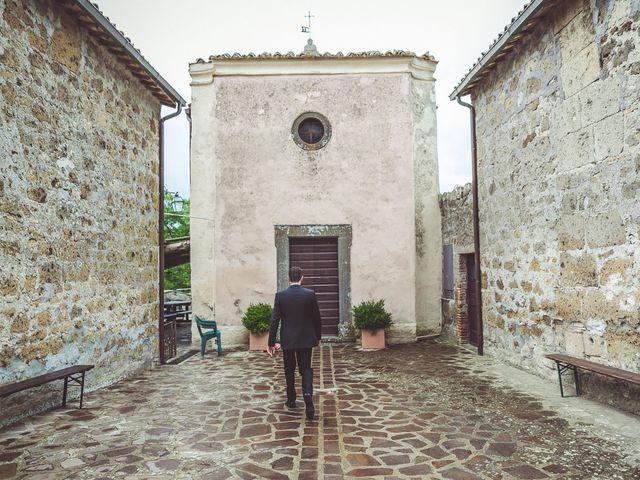 Il matrimonio di Christiane e Stefano a Bolsena, Viterbo 10