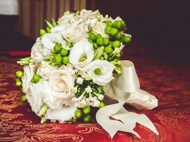 Il matrimonio di Christiane e Stefano a Bolsena, Viterbo 12