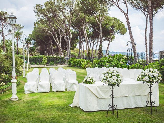 Il matrimonio di Christiane e Stefano a Bolsena, Viterbo 19