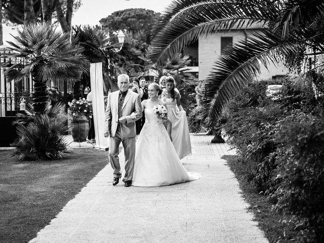 Il matrimonio di Christiane e Stefano a Bolsena, Viterbo 27