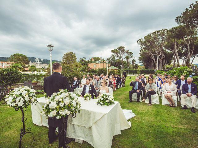 Il matrimonio di Christiane e Stefano a Bolsena, Viterbo 30