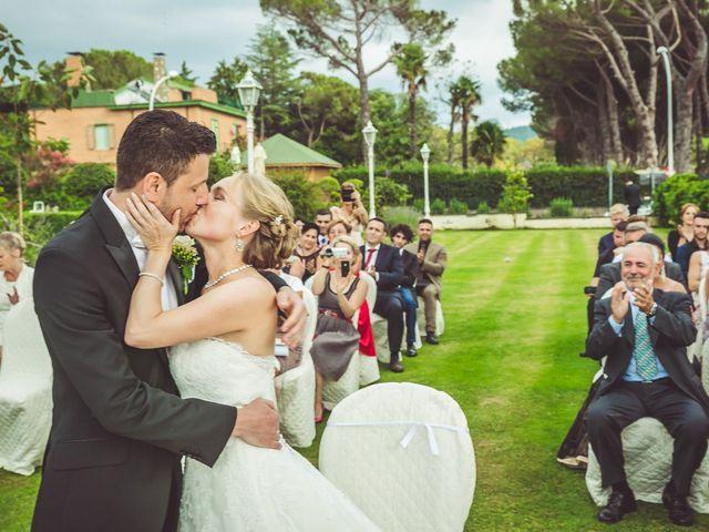 Il matrimonio di Christiane e Stefano a Bolsena, Viterbo 31