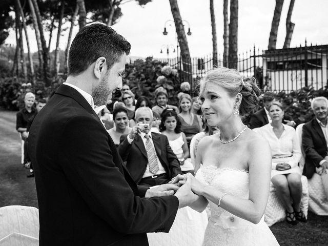 Il matrimonio di Christiane e Stefano a Bolsena, Viterbo 35