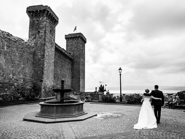 Il matrimonio di Christiane e Stefano a Bolsena, Viterbo 42
