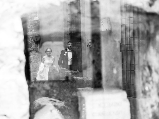 Il matrimonio di Christiane e Stefano a Bolsena, Viterbo 43