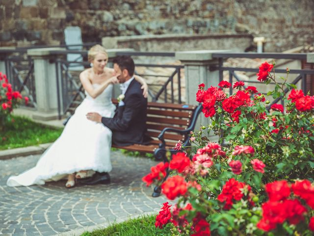 Il matrimonio di Christiane e Stefano a Bolsena, Viterbo 45