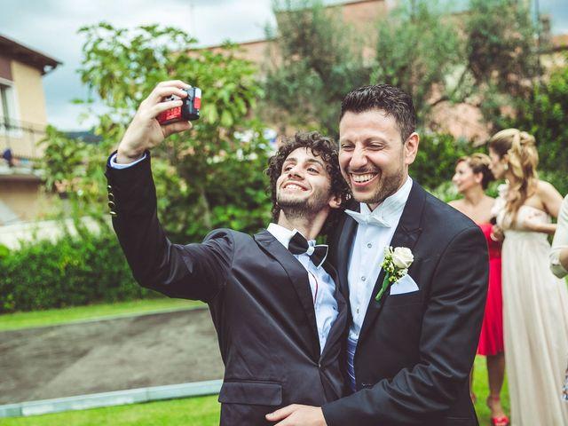 Il matrimonio di Christiane e Stefano a Bolsena, Viterbo 48