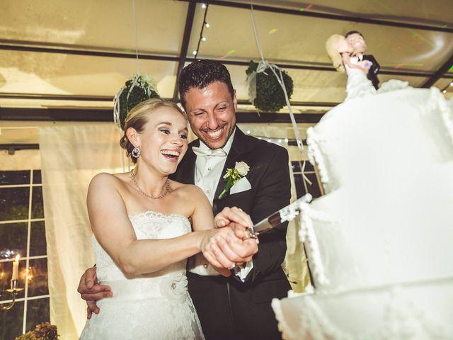 Il matrimonio di Christiane e Stefano a Bolsena, Viterbo 61