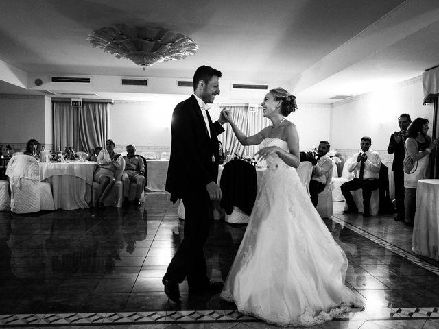 Il matrimonio di Christiane e Stefano a Bolsena, Viterbo 66