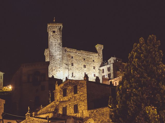 Il matrimonio di Christiane e Stefano a Bolsena, Viterbo 69