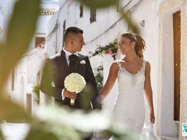 le nozze di Federica e Gregory