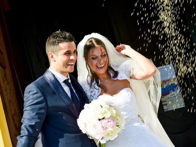 Il matrimonio di Gianluca e Luisa a Palazzo Canavese, Torino 25