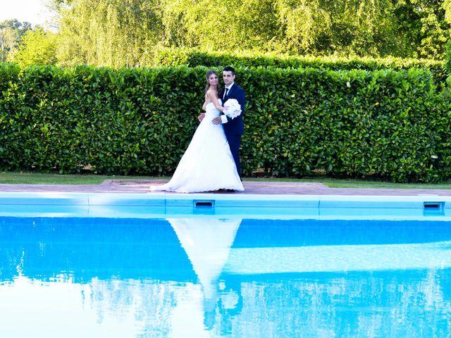 Il matrimonio di Gianluca e Luisa a Palazzo Canavese, Torino 30