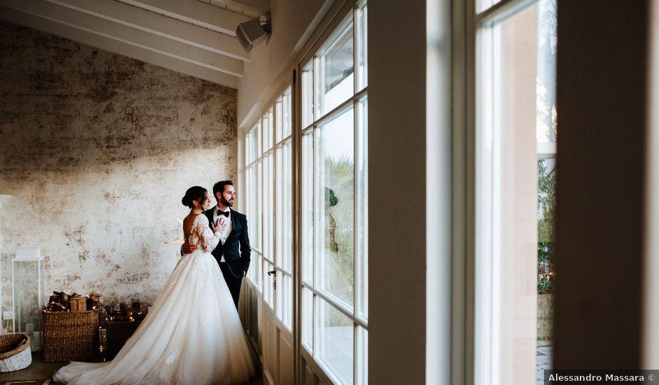 Il matrimonio di Fabrizio e Giuliana a Roma, Roma