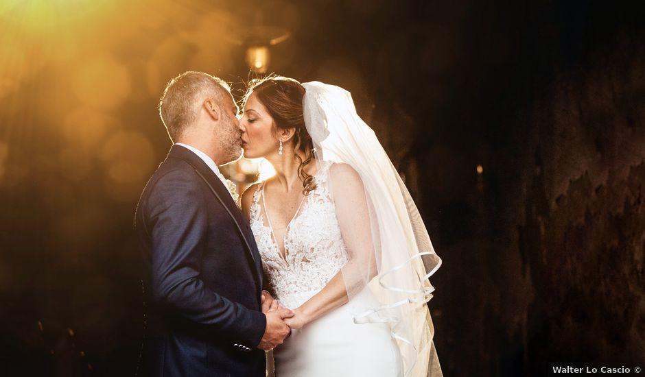 Il matrimonio di Francesca e Giuseppe a Caltanissetta, Caltanissetta
