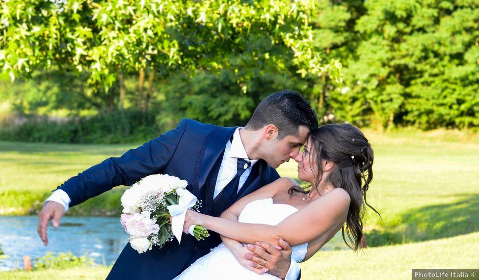 Il matrimonio di Gianluca e Luisa a Palazzo Canavese, Torino