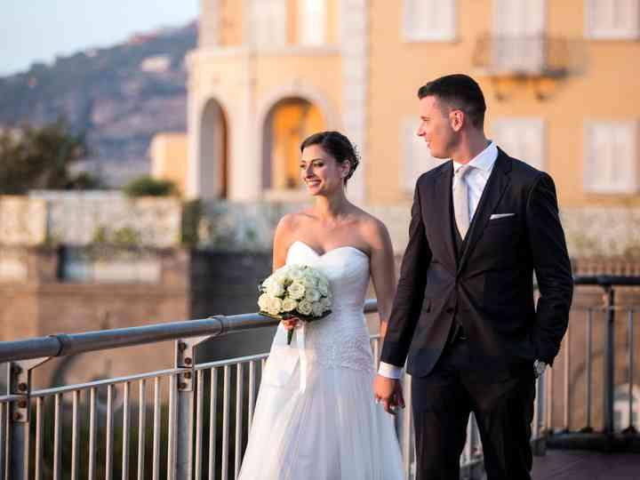 Le nozze di Rosa e Diego