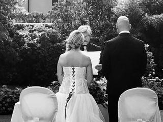 Le nozze di Sabrina  e Walter  1