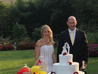 Le nozze di Sabrina  e Walter  2