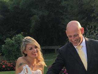 Le nozze di Sabrina  e Walter  3