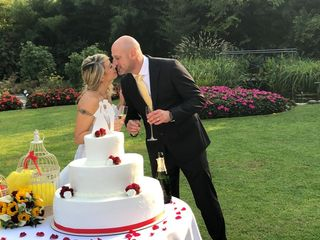 Le nozze di Sabrina  e Walter