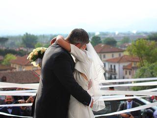 Le nozze di Alessio e Chiara