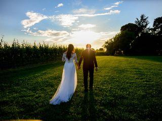 Le nozze di Agnese e Giuliano