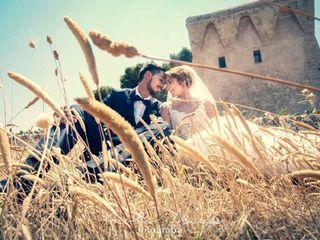 Le nozze di Isabella e Vito Angelo