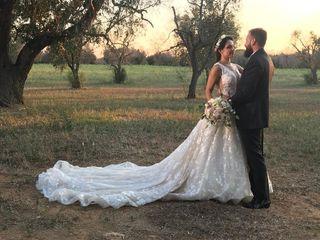 Le nozze di Paolo  e Alessandra