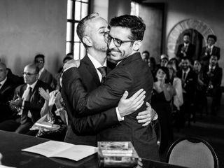 Le nozze di Gianluca e Luca