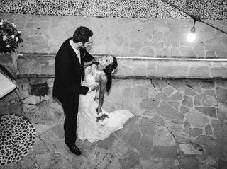Le nozze di Azzurra e Andrea