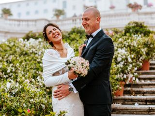 Le nozze di Monika e Tomasz