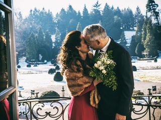 Le nozze di Paula e Thomas