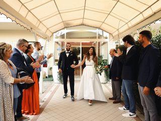 Le nozze di Francesca e Massimo 1