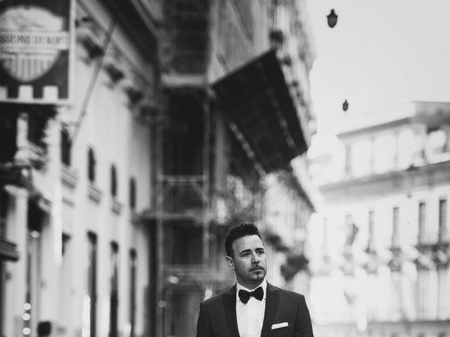 Il matrimonio di Antonio e Nancy a Napoli, Napoli 12