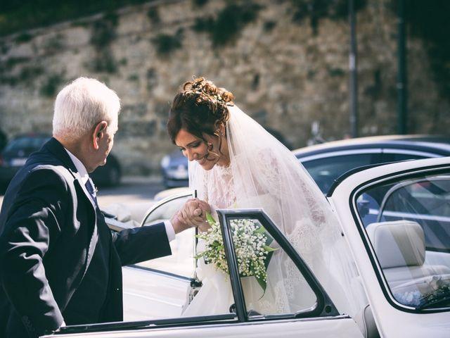 Il matrimonio di Antonio e Nancy a Napoli, Napoli 15