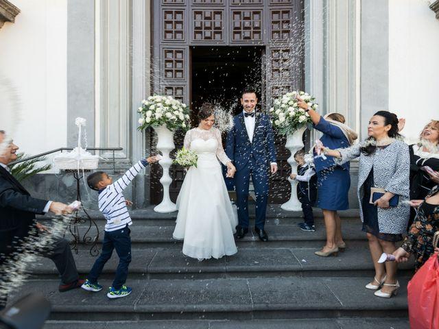 Il matrimonio di Antonio e Nancy a Napoli, Napoli 21