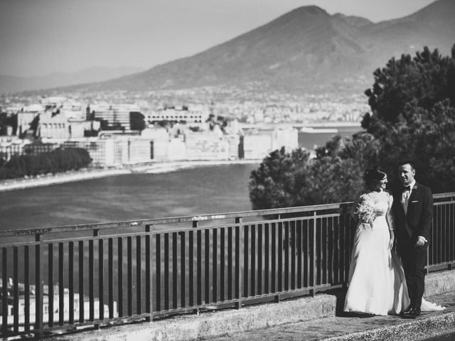 Il matrimonio di Antonio e Nancy a Napoli, Napoli 26