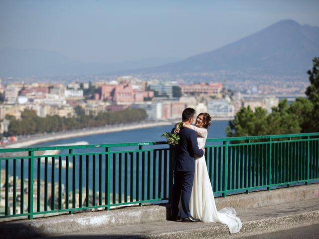 Il matrimonio di Antonio e Nancy a Napoli, Napoli 27