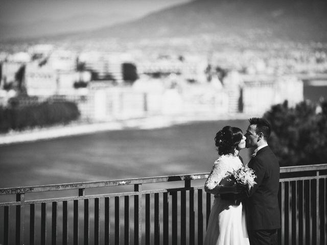 Il matrimonio di Antonio e Nancy a Napoli, Napoli 28