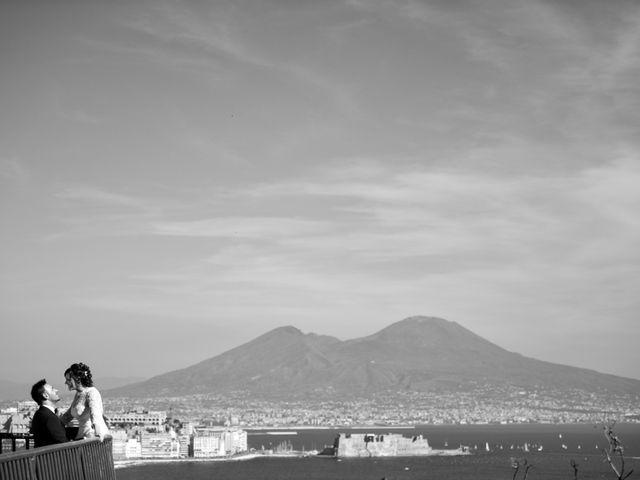 Il matrimonio di Antonio e Nancy a Napoli, Napoli 29