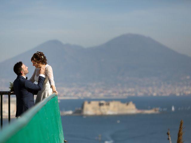 Il matrimonio di Antonio e Nancy a Napoli, Napoli 30