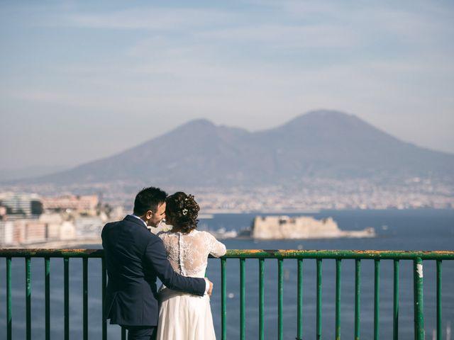 Il matrimonio di Antonio e Nancy a Napoli, Napoli 34